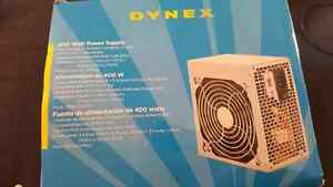 New DYNEX 400 watt power supply  Belleville Belleville Area image 1