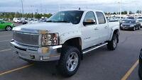 2013 Chevrolet Silverado 1500 LT CREWCAB 4X4 Truck Lifted