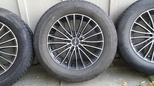 16 in Tires with Rims -  Moving $600 obo Stratford Kitchener Area image 4