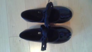 Size 9 Girls Tap Shoes