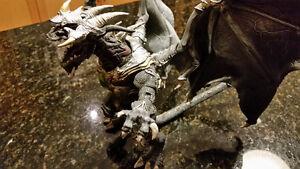 Mega Bloks Metal Ages Thoron 9625 Dragon Kitchener / Waterloo Kitchener Area image 6