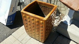 Large urban barn outdoor pots - originally $150 each