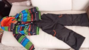 Gusti snowsuit size 3X Like new