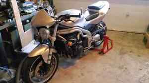 Trade 4 ATV - Triumph Speed Triple 2003