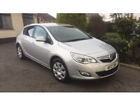 2012 vauxhall Astra automatic