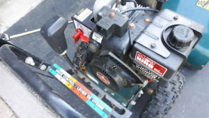 Dynamark 2 stage snow blower. Great condition.
