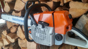 """New MS660 Chainsaw with 28"""" Bar and Chain"""