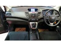 2013 HONDA CR V 1.6 i DTEC S 6 Speed Diesel NewShape AUX DAB