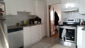 Charming NDG apartment for rent