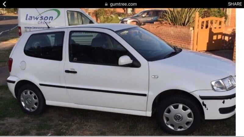 1.4 Volkswagen polo