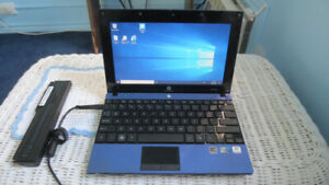 HP MINI 2, 130 gb with two batteries
