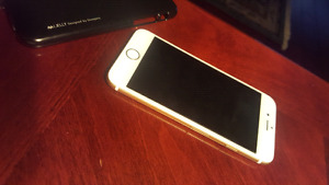 IPhone 6 gold 16gb mint 10/10