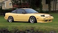 Wanted: 1990 Nissan s13 240sx