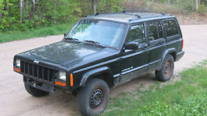 1998 Jeep Cherokee Limitted