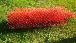 Plastic Orange Safety Fence (4'x40')