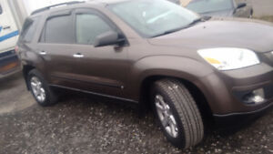 Saturn outlook 7 seater SUV for sale same as GMC ACADIA