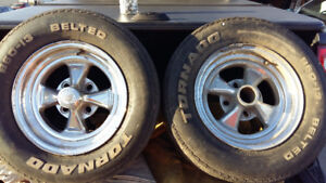 Little B60-13 inch rims
