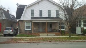 Three Bedroom Semi-Detach Home with A/C, fridge and stove