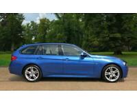 BMW 3 Series 320d M Sport Auto Nav Rear S Estate Diesel Automatic