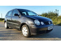 2004 (54) Volkswagen Polo 1.4 2005MY Twist - 2 owners - full service history