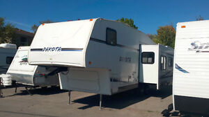 2007 Terry 27.5 Ft 5th Wheel