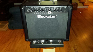 Blackstar ID30 modeling amp and controller