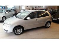 Volkswagen Polo 1.4TDI ( 70PS ) 2008MY only 84,229 miles