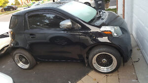 2012 Scion iQ Coupe (2 door) good for gas
