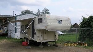 21.5 G.N. Prowler Travel Trailer