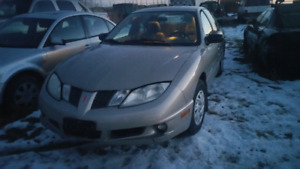 2003 Sunfire saftied