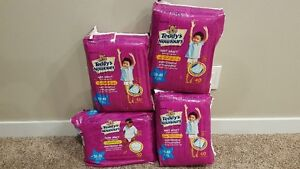Diapers Training Pants 3T-4T