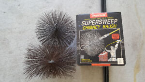 Chimney Cleaning Kit