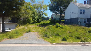 R2 building lot In Fairview