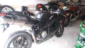 2010 Ducati 848 dark edition. Sell or trade.