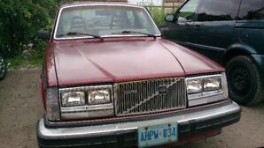1982 Volvo 240 DIESEL