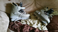 Trick rollar blades size 11 and a half
