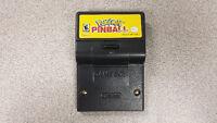 Pokemon Pinball GameBoy Game