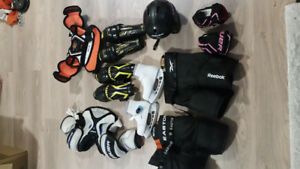 Youth Hockey Equipment