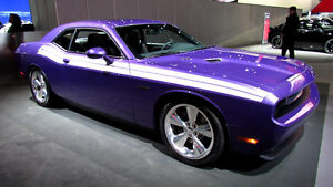 Wanted Challenger RT Classic