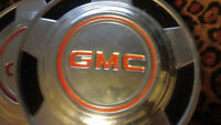 GMC Hubcaps 50$ firm