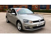 2016 Volkswagen Golf 1.6 TDI 110 Match Edition Manual Diesel Hatchback