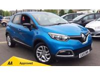 2015 Renault Captur 0.9 TCE 90 Dynamique MediaNav Manual Petrol Hatchback