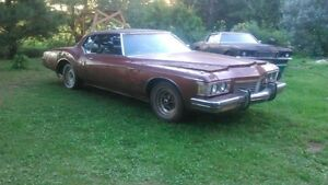 1973 buick 455&thm400 - trade for classic project car/truck