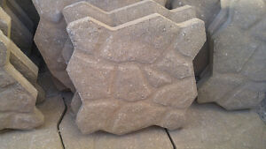 Free Patio Stones Interlocking Stone