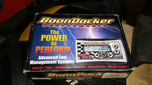 Boondocker fuel tunner for can am renegade or outlander 350obo