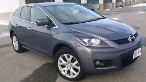 2008 Mazda CX-7 Turbo Certified & Etested