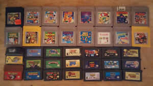 Nintendo Gameboy\DS Games Galore