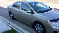 2010 Toyota Corolla CE Low Kms Clean Car