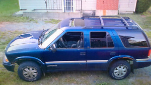 1998 GMC Jimmy SUV, Crossover