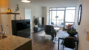 Furnished CityPlace 1 + Den Next To The Rogers Centre - 1 year